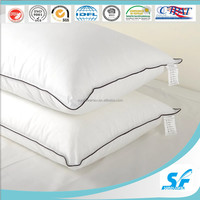 Classic and High Quality Loft Microfiber Pillow for Home Textile