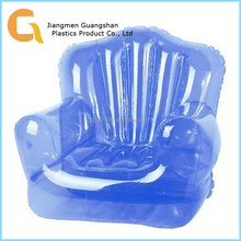 Hot sale Best single air filled inflatable sofa chairs