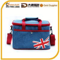 printed promotional disposable cooler bag