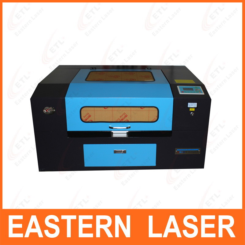 Compact Design Small Leather Craft Laser Cutting Machine