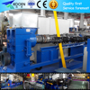 New condition plastic pe pp film two-stage granulation line