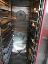 Industrial bread making machines/french bakery equipment/electric convection ovens