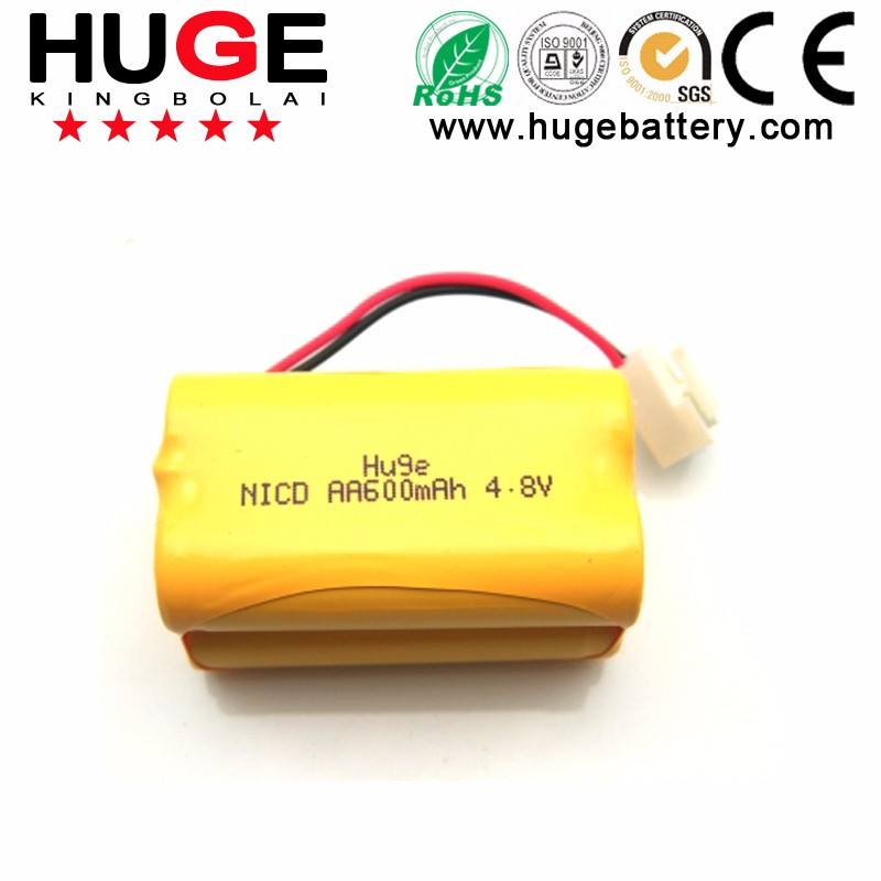 nicd AA rechargeable battery for electrical power tool battery