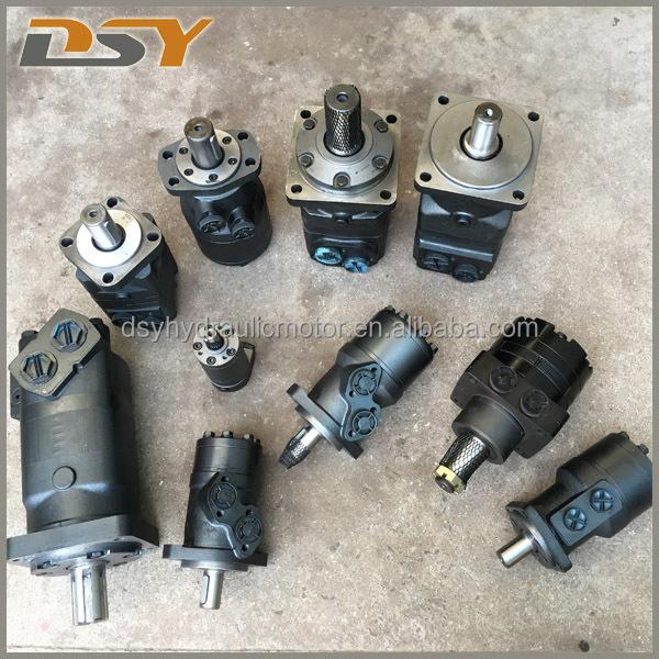 Injection Molding Machine Motor OMP 80 JH Char Lynn Hydraulic