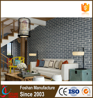 Low Price Exterior Wall Bricks Artificial Tiles