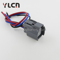 3way automotive connector wire harness