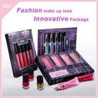 Waterproof Lip gloss,private label Lip gloss set under eye concealer