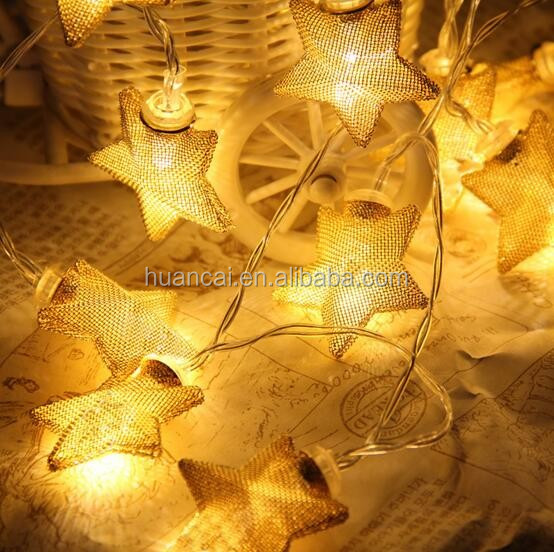 2.5m 5m 10m LED string lights copper wire LED Christmas Tree decorative light