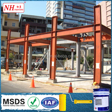 Ultra thin Intumescent anti fire building paint