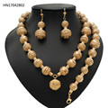 2018 Perfect Design Handmade Copper Bead Jewelry Set Bulk Fashion Jewelry China