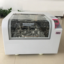 Temperature control shaking incubator refrigerated for lab