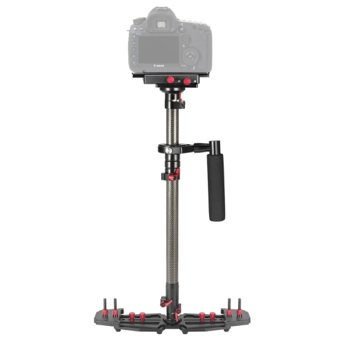 HD2000 Carbon Fiber Steadicam Handheld Handy Table Stabilizer for Camera / Video Camcorder