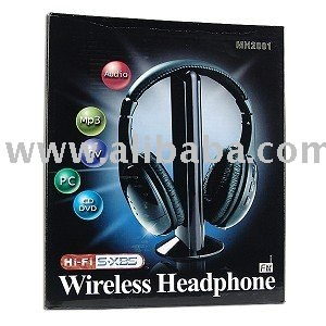 5 In 1 Wireless Headphones for Wholesale