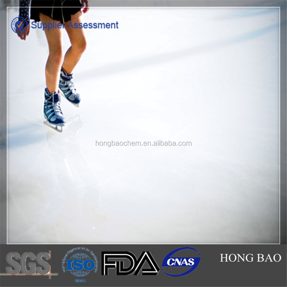 Anti-abrasion skating sheet/ bauer ice hockey/ hdpe shooting pad