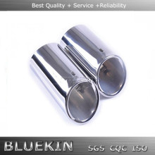 Universal Stainless Steel Exhaust Tip for Car Muffler