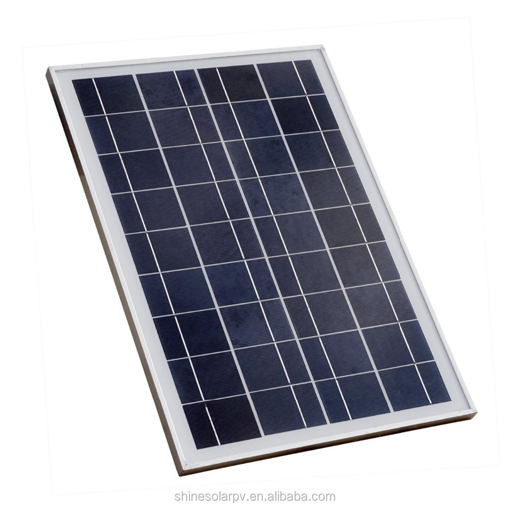 2017 Shine High quality 12V poly 150 watt solar panel cheap price