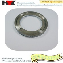 shenzhen Hot sale steel hobbing parts and gear
