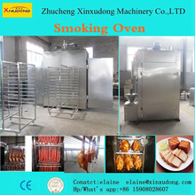 meat sausage bacon duck smoking oven