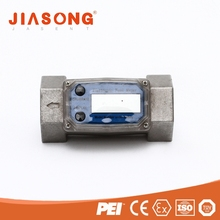 Intelligent micro WLL40 gas electronic turbine flow meter