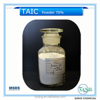 crosslinking agent .Triallyl Isocyanurate (TAIC) for rubbers of shoe soles/Chemical rubber additive