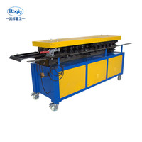 China Factory TDF Flange Forming Machine