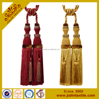 designer home decor curtain cotton fringe tassel