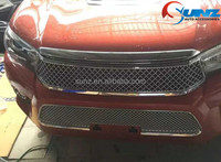 TOYOTA HILUX 2015 ABS auto complete grille CHROME GRILL parts FOR NEW TOYOTA 2015 HILUX REVO