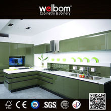 2016 Welbom China supplier Ready Made Modular Kitchen Cabinet