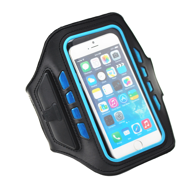 outdoor sport accessories reflective armband running recharge led elastic reflective armband