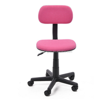 adjustable office chair ergonomical computer chair with fabric pads