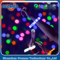 Radio Controlled LED Light-up Wristbands for Event
