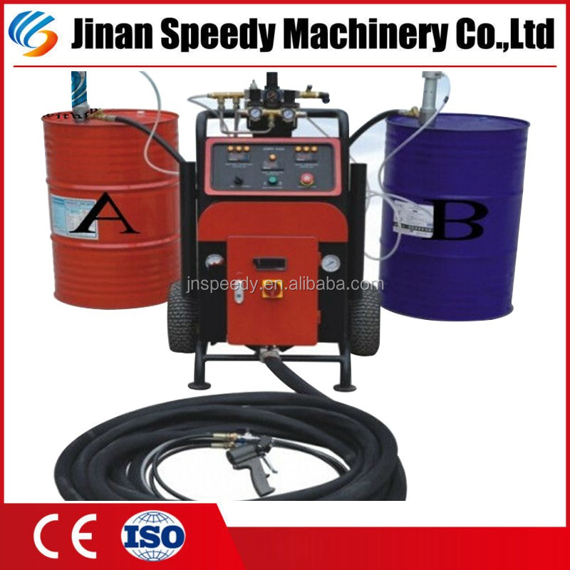 High Pressure Polyurethane Foam Spray Machine factory