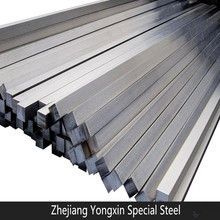 European Technique Imported Hot Rolled Square Steel Long Bars