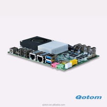 "Intel Core I7 Mini ITX Motherboard Three Display 15 W 3.5"" Industrial Motherboard Support Win 7/Win 8Win 10/Linux"