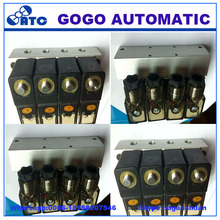 electric dump valve trailer leveling valve for volvo ride height valve