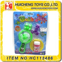 NEW soap bubble maker toy ECO-friendly material plastic ABS&PE