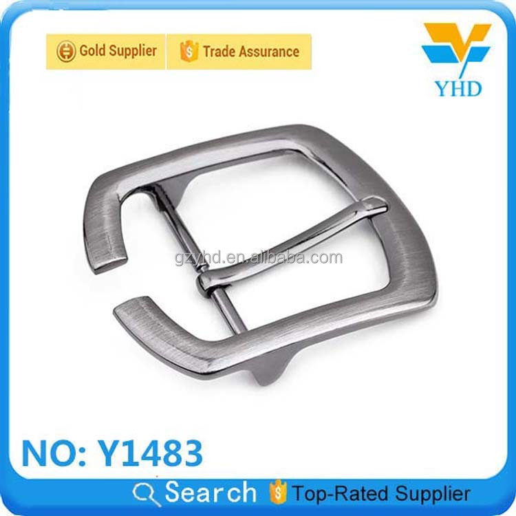 fashion metal belt buckle wholesale in bag parts &accessories