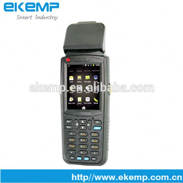 EKEMP Biometric Handheld Devices,Fingerprint Identification PDA Supports WIFI GPRS M3