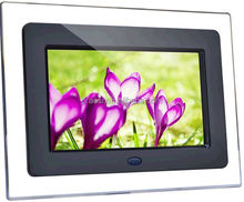 lcd video frames for wedding photographic studio/home decorative have picture slide show and picture browsing