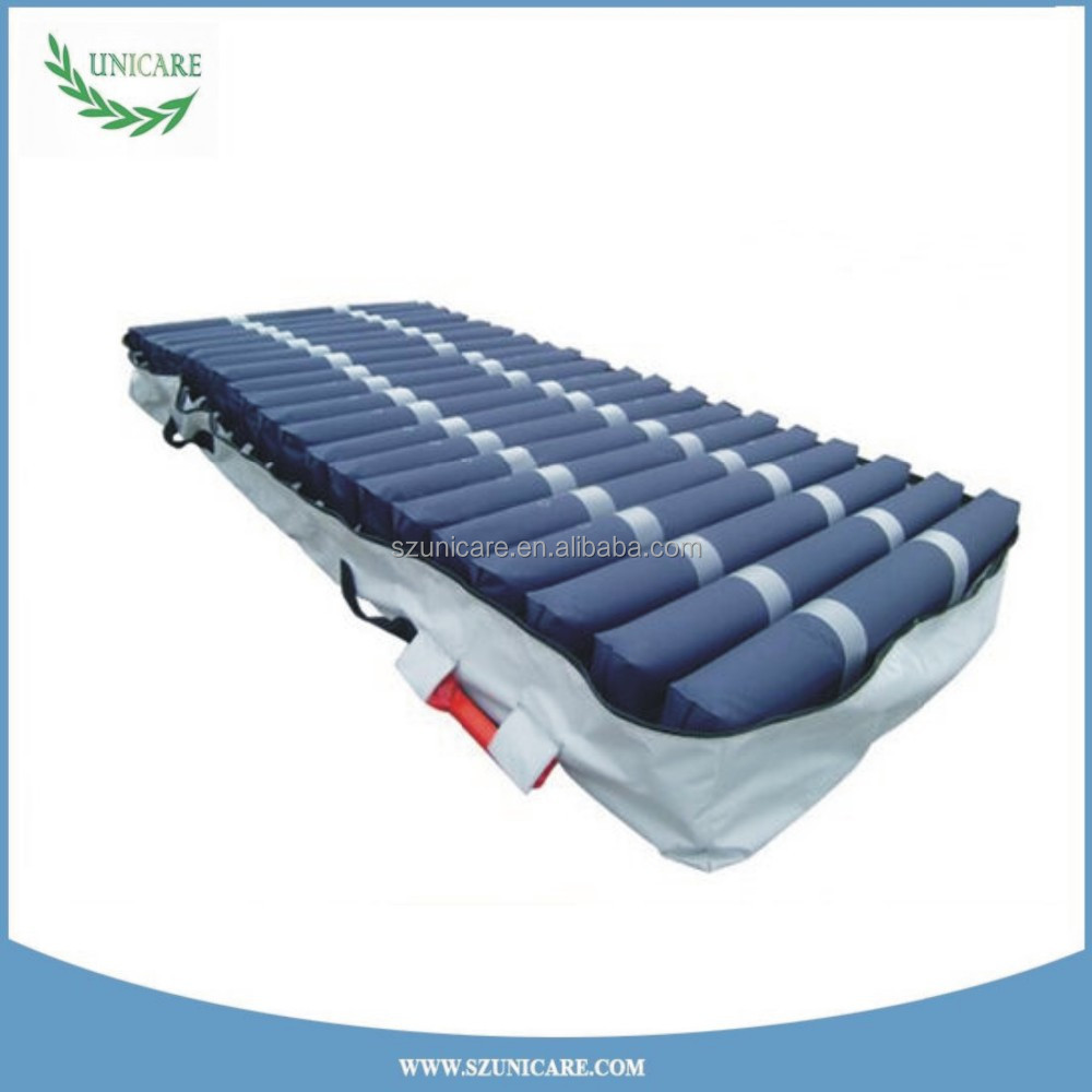 Medical air ripple mattress for bedsore therapy use