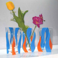 acrylic simple style wedding decoration vase