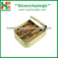 Types of Canned Sardine Fishes products