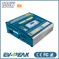 High quality graphical display 24V 0.1-5.0A nimh battery charger