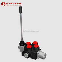 SD14 brush cutters,silage chopper,log splitter manual control hydraulic directional control valve