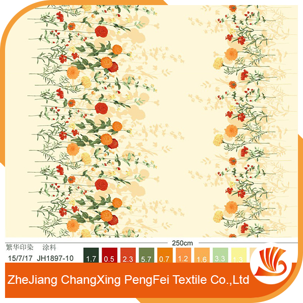 Woven Polyester Trousers Home Textile Fabric For Sale