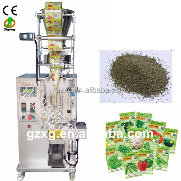 10g vegetable seeds packing machine full automatically