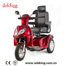 WISKING 4017 three wheel handicapped mobility scooter