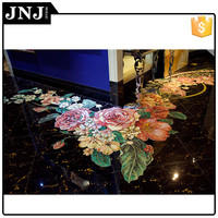 Dining Room Mosaic Inlay Patter New