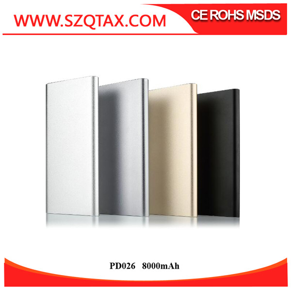 Small Industry Ideas China Electronic Items Portable Power Bank