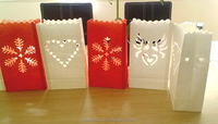 Hot new products for 2014 cute paper candle bag